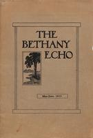 The Bethany Echo May-June 1913