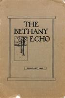 The Bethany Echo, February 1913