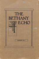 The Bethany Echo, March 1913