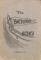 The Bethany Echo, February 1914