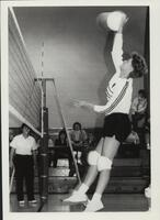 Bethany Lutheran College 1988 volleyball team action photograph 3