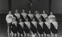 Bethany Lutheran College 1992 portrait of the volleyball team